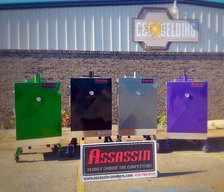 Assassin Smokers – Slowly Smokin' the Competition